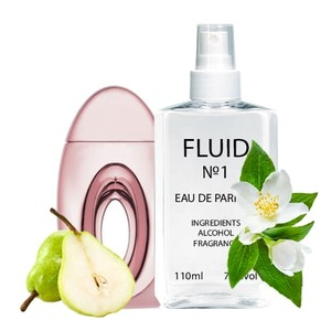 Парфуми FLUID №1 (аромат схожий на Agent Provocateur Pure Aphrodisiaque) Жіночі 110 ml
