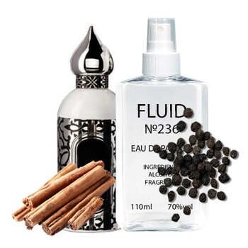 Парфуми FLUID №236 (аромат схожий на Attar Collection Musk Kashmir) Унісекс 110 ml