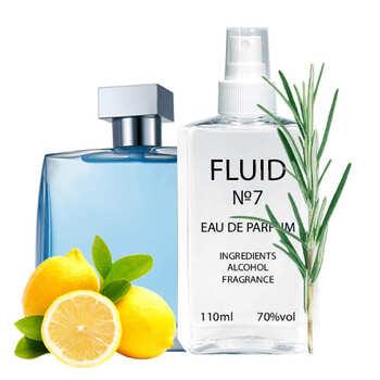 Парфуми FLUID №7 (аромат схожий на Azzaro Chrome) Чоловічі 110 ml