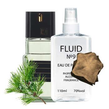 Парфуми FLUID №9 (аромат схожий на Bogart One Man Show) Чоловічі 110 ml