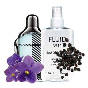 Парфуми FLUID №11 (аромат схожий на Burberry The Beat For Men) Чоловічі 110 ml