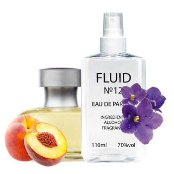 Парфуми FLUID №12 (аромат схожий на Burberry Weekend For Women) Жіночі 110 ml