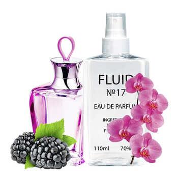 Парфуми FLUID №17 (аромат схожий на Cacharel Promesse) Жіночі 110 ml