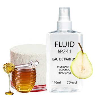 Парфуми FLUID №241 (аромат схожий на Cacharel Scarlett) Жіночі 110 ml