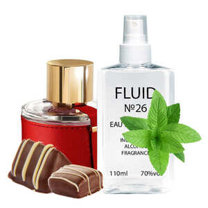 Парфуми FLUID №26 (аромат схожий на Carolina Herrera CH) Жіночі 110 ml