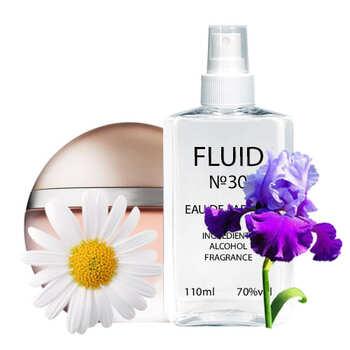 Парфуми FLUID №30 (аромат схожий на Cerruti 1881 Pour Femme) Жіночі 110 ml