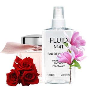 Парфуми FLUID №41 (аромат схожий на Chloe L'Eau de Chloe 2019) Жіночі 110 ml