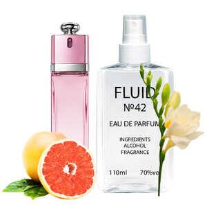Парфуми FLUID №42 (аромат схожий на Christian Dior Dior Addict 2) Жіночі 110 ml