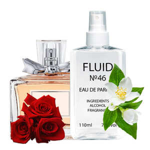 Парфуми FLUID №46 (аромат схожий на Christian Dior Miss Dior Cherie) Жіночі 110 ml