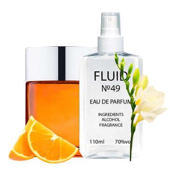 Парфуми FLUID №49 (аромат схожий на Clinique Happy For Men) Чоловічі 110 ml