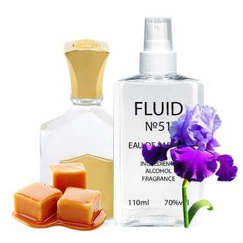 Парфуми FLUID №51 (аромат схожий на Creed Millesime Imperial) Унісекс 110 ml
