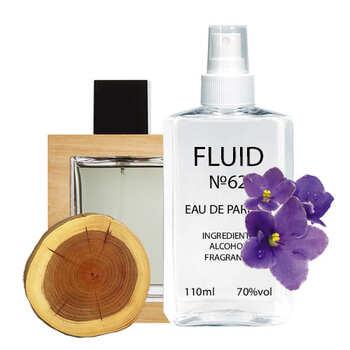 Парфуми FLUID №62 (аромат схожий на Dsquared2 He Wood) Чоловічі 110 ml