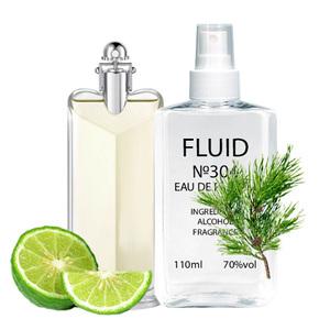 Парфуми FLUID №304 (аромат схожий на Cartier Declaration) Чоловічі 110 ml