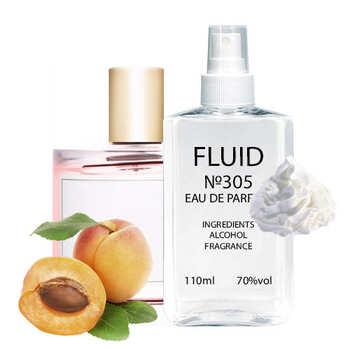 Парфуми FLUID №305 (аромат схожий на Zarkoperfume Pink Molécule 090.09) Жіночі 110 ml