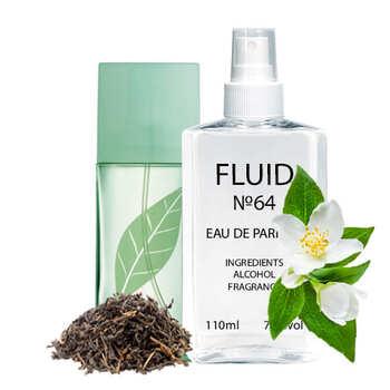 Парфуми FLUID №64 (аромат схожий на Elizabeth Arden Green Tea) Жіночі 110 ml