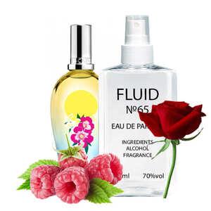 Парфуми FLUID №65 (аромат схожий на Escada Aqua Del Sol) Жіночі 110 ml