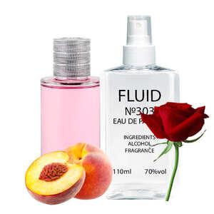 Парфуми FLUID №303 (аромат схожий на Christian Dior Joy By Dior) Жіночі 110 ml