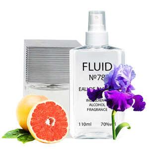 Парфуми FLUID №78 (аромат сжожий на Gian Marco Venturi Woman) Жіночі 110 ml