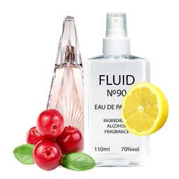 Парфуми FLUID №90 (аромат схожий на Givenchy Ange Ou Demon Le Secret) Жіночі 110 ml