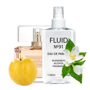 Парфуми FLUID №91 (аромат схожий на Givenchy Dahlia Divin) Жіночі 110 ml