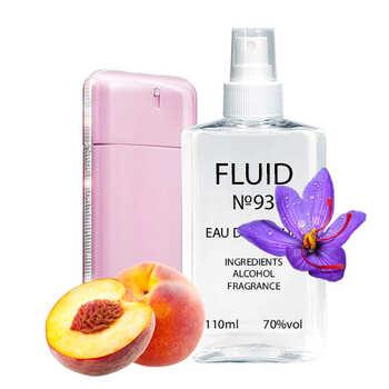 Парфуми FLUID №93 (аромат схожий на Givenchy Play For Her) Жіночі 110 ml