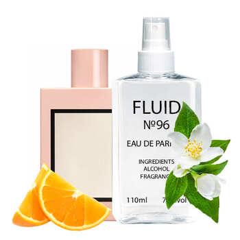 Парфуми FLUID №96 (аромат схожі на Gucci Bloom) Жіночі 110 ml