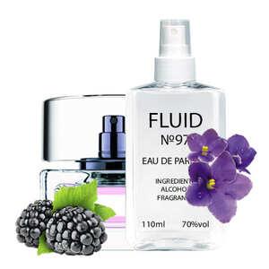 Парфуми FLUID №97 (аромат схожий на Gucci Eau De Parfum II) Жіночі 110 ml