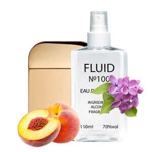 Парфуми FLUID №100 (аромат схожий на Gucci Guilty Pour Femme) Жіночі 110 ml
