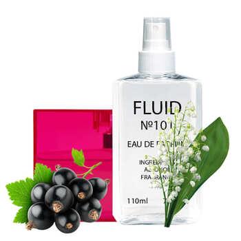 Парфуми FLUID №101 (аромат схожий на Gucci Rush 2) Жіночі 110 ml