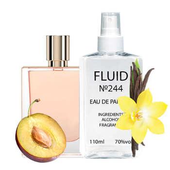 Парфуми FLUID №244 (аромат схожий на Hugo Boss Boss Alive) Жіночі 110 ml