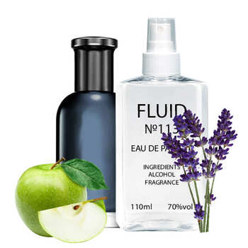 Парфуми FLUID №113 (аромат схожий на Hugo Boss Bottled Infinite) Чоловічі 110 ml