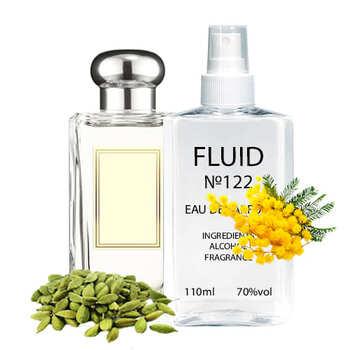 Парфуми FLUID №122 (аромат схожий на Jo Malone Mimosa And Cardamom) Унісекс 110 ml