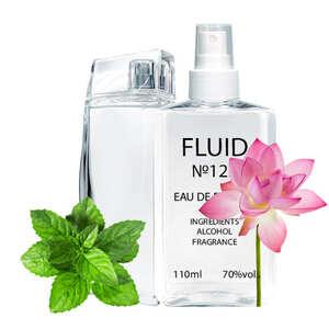 Парфуми FLUID №123 (аромат схожий на Kenzo L'eau Par Kenzo Pour Femme) Жіночі 110 ml