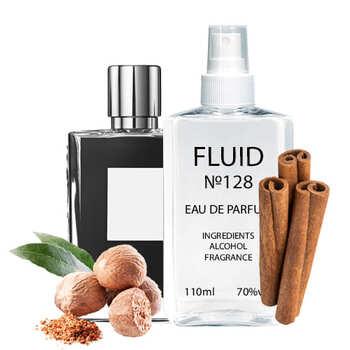 Парфуми FLUID №128 (аромат схожий на Kilian Intoxicated) Жіночі 110 ml