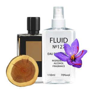 Парфуми FLUID №127 (аромат схожий на Kilian Pure Oud) Унісекс 110 ml