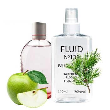 Парфуми FLUID №135 (аромат схожий на Lacoste Style In Play) Чоловічі 110 ml