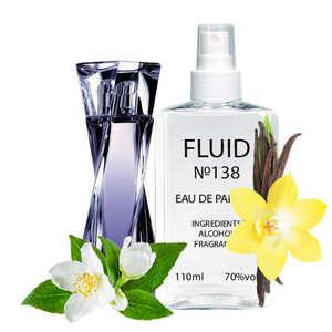 Парфуми FLUID №138 (аромат схожий на Lancome Hypnose) Жіночі 110 ml