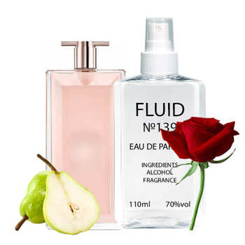 Парфуми FLUID №139 (аромат схожий на Lancome Idole) Жіночі 110 ml