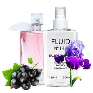 Парфуми FLUID №141 (аромат схожий на Lancome La Vie Est Belle Florale) Жіночі 110 ml
