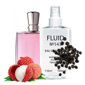 Парфуми FLUID №143 (аромат схожий на Lancome Miracle) Жіночі 110 ml