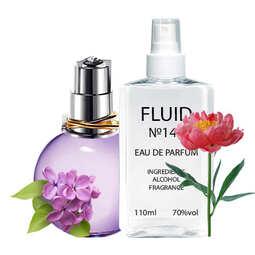 Парфуми FLUID №144 (аромат схожий на Lanvin Eclat d'Arpege) Жіночі 110 ml