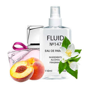 Парфуми FLUID №147 (аромат схожий на Lanvin Marry Me) Жіночі 110 ml