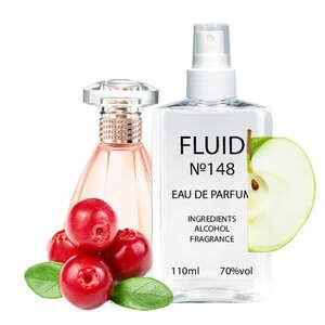 Парфуми FLUID №148 (аромат схожий на Lanvin Modern Princess) Жіночі 110 ml