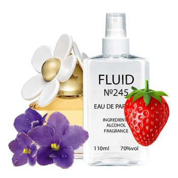Парфуми FLUID №245 (аромат схожий на Marc Jacobs Daisy) Жіночі 110 ml
