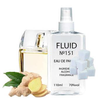 Парфуми FLUID №151 (аромат схожий на Max Mara Max Mara) Жіночі 110 ml
