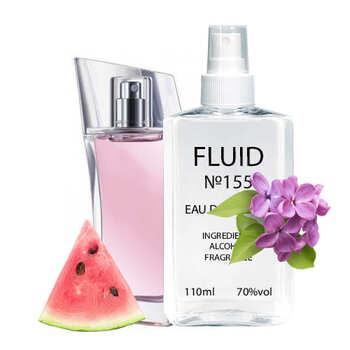 Парфуми FLUID №155 (аромат схожий на Mexx Fly High Woman) Жіночі 110 ml