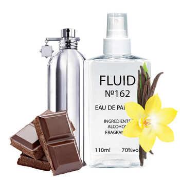 Парфуми FLUID №162 (аромат схожий на Montale Chocolate Greedy) Жіночі 110 ml