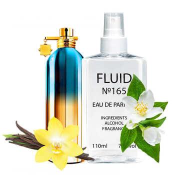 Парфуми FLUID №165 (аромат схожий на Montale Day Dreams) Унісекс 110 ml