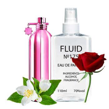 Парфуми FLUID №175 (аромат схожий на Montale Roses Musk) Жіночі 110 ml