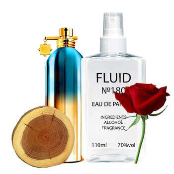 Парфуми FLUID №180 (аромат схожий на Montale Tropical Wood) Унісекс 110 ml